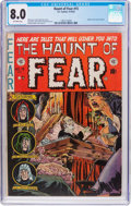 Golden Age (1938-1955):Horror, Haunt of Fear #15 (EC, 1952) CGC VF 8.0 Off-white pages....