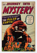 Silver Age (1956-1969):Horror, Journey Into Mystery #81 (Marvel, 1962) Condition: VG/FN....