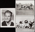 Football Collectibles:Photos, c. 1930s-40s Green Bay Packers Vintage Photograph Lot of 3.. ...