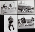 Football Collectibles:Photos, c. 1940s-50s Green Bay Packers Vintage Photograph Lot of 4.. ...