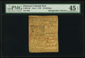 Colonial Notes:Delaware, Delaware June 1, 1759 20s PMG Choice Extremely Fine 45 EPQ.. ...
