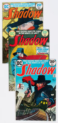 Bronze Age (1970-1979):Miscellaneous, The Shadow #1-12 Complete Series Group (DC, 1973-75) Condition:Average FN.... (Total: 12 Comic Books)