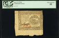 Colonial Notes:Continental Congress Issues, Continental Currency April 11, 1778 $4 PCGS Choice About New 55.. ...