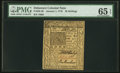 Colonial Notes:Delaware, Delaware January 1, 1776 20s PMG Gem Uncirculated 65 EPQ.. ...