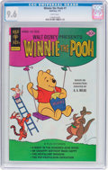 Bronze Age (1970-1979):Cartoon Character, Winnie the Pooh #1 (Gold Key/Whitman, 1977) CGC NM+ 9.6 White pages....