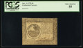 Colonial Notes:Continental Congress Issues, Continental Currency April 11, 1778 $6 PCGS Choice About New 55.....