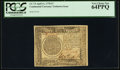 Colonial Notes:Continental Congress Issues, Continental Currency April 11, 1778 $7 PCGS Very Choice New 64PPQ.. ...