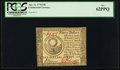 Colonial Notes:Continental Congress Issues, Continental Currency April 11, 1778 $30 PCGS New 62PPQ.. ...