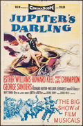 """Movie Posters:Musical, Jupiter's Darling (MGM, 1955). One Sheet (26.75"""" X 41""""). Musical.. ..."""