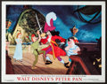 "Movie Posters:Animation, Peter Pan & Others Lot (RKO, 1953). Lobby Card (11"" X 14"") & One Sheets (2) (27"" X 41"" & 28"" X 41""). Animation.. ... (Total: 3 Items)"