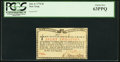 Colonial Notes:New York, New York January 6, 1776 (Water Works) 8s PCGS Choice New 63PPQ.....