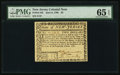 Colonial Notes:New Jersey, New Jersey June 9, 1780 $2 PMG Gem Uncirculated 65 EPQ.. ...