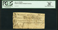Colonial Notes:North Carolina, North Carolina April 4, 1748 30s PCGS Apparent Very Fine 30.. ...