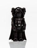 Fine Art - Sculpture, American:Contemporary (1950 to present), KAWS X Lucas Films. Mini Darth Vader, 2013. Painted castvinyl. 2 x 1-1/2 x 1 inches (5.1 x 3.8 x 2.5 cm). Stamped on th...