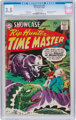 Showcase #25 Rip Hunter... Time Master (DC, 1960) CGC VG- 3.5 Off-white pages