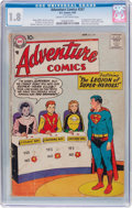 Silver Age (1956-1969):Superhero, Adventure Comics #247 (DC, 1958) CGC GD- 1.8 Cream to off-white pages....