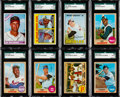 Baseball Cards:Sets, 1966 - 1968 Topps Baseball Mid To High Collection (470+)....