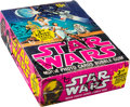 Non-Sport Cards:Unopened Packs/Display Boxes, 1977 Topps Star Wars Series 3 Wax Box With 36 Unopened Packs....