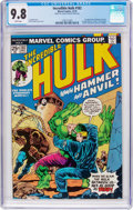 Bronze Age (1970-1979):Superhero, The Incredible Hulk #182 (Marvel, 1974) CGC NM/MT 9.8 Whitepages....