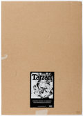 Books:Fine Press and Limited Editions, Joe Kubert's Tarzan of the Apes: Artist's Edition Signed,Remarqued Limited Edition Hardcover (IDW, 2011)....
