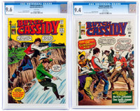 Butch Cassidy #2 and 3 CGC-Graded Group (Skywald, 1971).... (Total: 2 Comic Books)