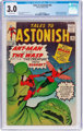 Tales to Astonish #44 (Marvel, 1963) CGC GD/VG 3.0 Off-white pages