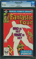 Modern Age (1980-Present):Superhero, Fantastic Four #234 (Marvel, 1981) CGC NM+ 9.6 WHITE pages.