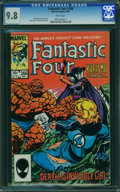 Modern Age (1980-Present):Superhero, Fantastic Four #266 (Marvel, 1984) CGC NM/MT 9.8 WHITE pages.