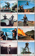 "Movie Posters:Science Fiction, The Road Warrior (Warner Brothers, 1982). Mini Lobby Card Set of 8(8"" X 10""). Science Fiction.. ... (Total: 8 Items)"