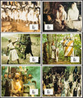 """Movie Posters:Comedy, Monty Python and the Holy Grail (U.G.C.-C.F.D.C., 1975). French Photo Set of 12 (9"""" X 11""""). Comedy.. ... (Total: 12 Items)"""