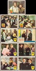 """Movie Posters:War, The Man I Married & Others Lot (20th Century Fox, 1940). Lobby Cards (8) (11"""" X 14"""") & Trimmed Lobby Card (10.5"""" X 14""""). War... (Total: 9 Items)"""