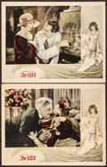 """Movie Posters:Romance, The Lily (Fox, 1926). Lobby Cards (2) (11"""" X 14""""). Romance.. ... (Total: 2 Items)"""