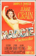 "Movie Posters:Comedy, Margie (20th Century Fox, 1946). One Sheet (27"" X 41""). Comedy.. ..."