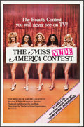 """Movie Posters:Sexploitation, The Miss Nude America Contest & Other Lot (Jerry Gross, 1976).One Sheets (2) (27"""" X 41""""). Sexploitation.. ... (Total: 2 Items)"""