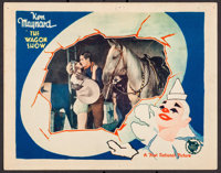 "The Wagon Show (First National, 1928). Lobby Card (11"" X 14""). Western"