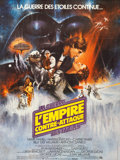 "Movie Posters:Science Fiction, The Empire Strikes Back (20th Century Fox, 1980). Full-Bleed FrenchGrande (46"" X 61"").. ..."