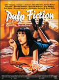 "Movie Posters:Crime, Pulp Fiction (Miramax, 1994). French Grande (45.75"" X 61.75"").Crime.. ..."