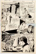 Original Comic Art:Panel Pages, Irv Novick and Dick Giordano Batman #217 Story Page 4Original Art (DC, 1969)....