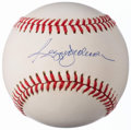 Autographs:Baseballs, Reggie Jackson Single Signed Baseball.. ...