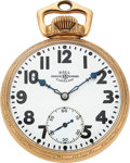 Timepieces:Pocket (post 1900), Ball (Illinois) 23 Jewel Official Standard. ...
