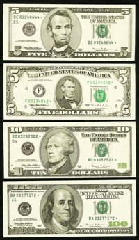 US Currency Star Note BEP Federal Reserve Note Products