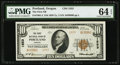National Bank Notes, Portland, OR - $10 1929 Ty. 2 The First NB Ch. # 1553. ...