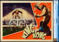 "Movie Posters:Horror, King Kong (RKO, 1933). CGC Graded Lobby Card (11"" X 14"").. ..."