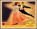 """Movie Posters:Musical, You Were Never Lovelier (Columbia, 1942). Lobby Card (11"""" X 14"""").. ..."""