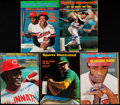 "Autographs:Others, 1970s Signed ""Sports Illustrated"" Lot of 5. . ..."