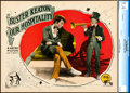 """Movie Posters:Comedy, Our Hospitality (Metro, 1923). CGC Graded Lobby Card (11"""" X 14"""")....."""
