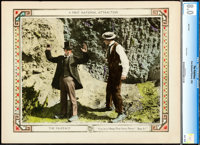 """The Paleface (First National, 1922). CGC Graded Lobby Card (11"""" X 14"""")"""