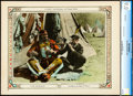 "Movie Posters:Comedy, The Paleface (First National, 1922). CGC Graded Lobby Card (11"" X 14"").. ..."