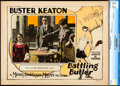 Movie Posters:Comedy, Battling Butler (MGM, 1926). CGC Graded Lobby Card...