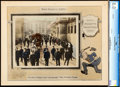 """Movie Posters:Comedy, Cops (Associated First National Pictures, 1922). CGC Graded LobbyCard (11"""" X 14"""").. ..."""